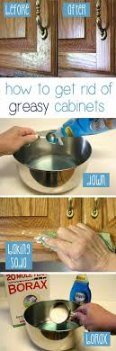 Grease Cleaner For Kitchen Cabinets Cleaning Kitchen Cabinets Is Important Especially Grease Stains