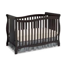 Brookline Convertible Crib Delta Children Brookside 4 In 1 Convertible Crib Chocolate