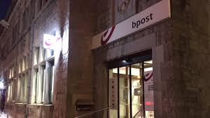 bureau de poste arlon la poste de libramont ne déménagera pas cette semaine la faute à