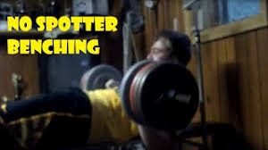 Bench Press By Yourself How To Bench Press By Yourself Without A Spotter From Youtube