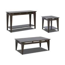 3 piece black coffee table sets 3 piece coffee table living room table sets