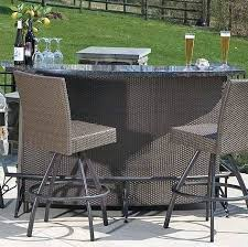great bar style patio sets excellent throughout pub furniture bar