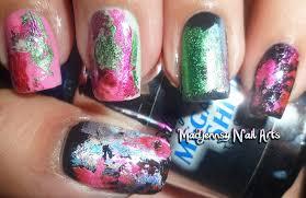 bornprettystore com dazzling starry mixed metals nail art roll