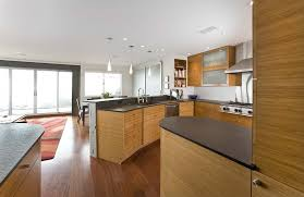 bamboo kitchen island bamboo cabinets pros and cons stunning bamboo kitchen cabinet and