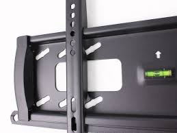 tv wall mount spacers fixed tv wall mount for most 32 55 inch flat panels with anti