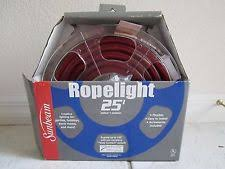 Christmas Rope Lights Ebay by Northlight 102 Ft Blue Indoor U0026 Outdoor Christmas Rope Lights Ebay