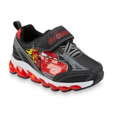 skechers womens light up shoes disney boy s cars black red gray light up shoes
