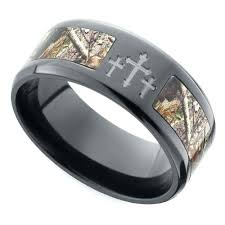 camo mens wedding band camo wedding rings for men es mens mossy oak camo titanium wedding