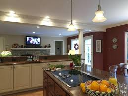 Kitchen Half Wall Ideas Half Wall Ideas Living Room Half Wall Into Kitchen Wall Lighting