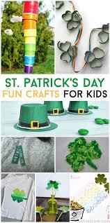 fun st patrick u0027s day crafts for kids arts u0026 crafts