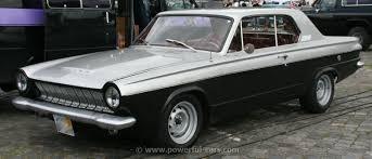 1963 dodge dart gt dodge 1963 dart gt 2door hardtop coupe the history of cars