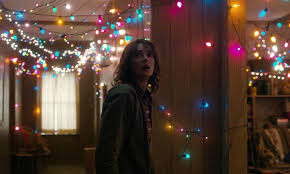 what do christmas lights represent what do the lights mean on stranger things joyce made an