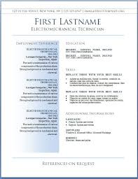 great resume formats exle of a resume format luxury sle of a resume