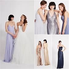 amsale bridesmaid 2017 amsale bridesmaids collection modwedding