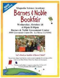 Barnes And Noble Grossmont Center Magnolia Science Academy San Diego