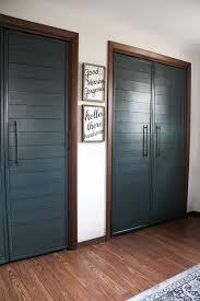 18 closet door makeovers that u0027ll give you closet envy
