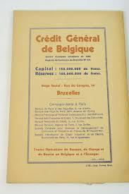 siege du credit du nord congo lot with 5 publications about the belgian congo 1914 1952