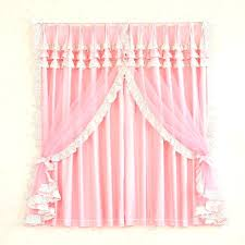 Light Pink Curtains For Nursery Pink Blackout Curtains For Nursery Medium Size Of Curtains For