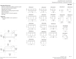 sleeper sofa lively american leather sleeper sofa price