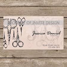 Business Cards Hair Stylist 29 Best Business Cards Images On Pinterest Business Card Design