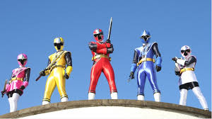 power rangers archives tokunation