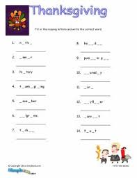 esl thanksgiving worksheets worksheets for all and