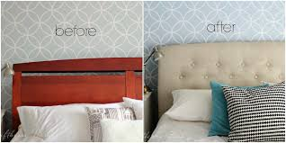 How To Make A Headboard With Fabric by Our U201cnew U201d Old Headboard U2013 How To Upholster An Old Headboard