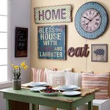 kitchen wall decorations ideas my kitchen gallery wall all decor from hobby lobby and ross