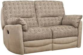 Recliner Sofa Uk Buy Buoyant Metro 3 Seater Fabric Recliner Sofa Cfs Uk