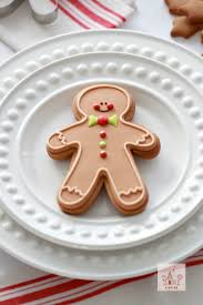 Video & Recipe How to Make Gingerbread Cut Out Cookies & Decorate