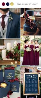 maroon and gold wedding wedding colors archives oh best day