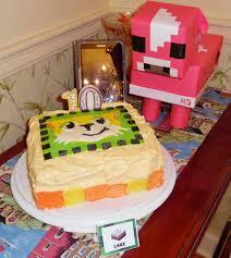 how we did our minecraft birthday party u2013 geekdad u2013 medium