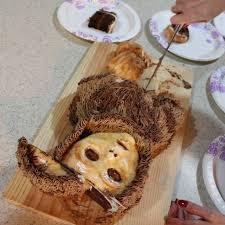 inuit baby mummy cake food