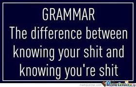 Meme Grammar - grammar by readingisfun meme center