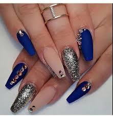best 25 royal blue nails ideas on pinterest royal blue nail