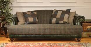 Tartan Chesterfield Sofa Tartan On Trend In 2014 Darlings Of Chelsea Interior Design