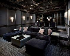 Media Room Seating - luxury cinema room with cinema seating that is like no other