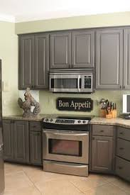 Kitchen Cabinet Colors Glazing Kitchen Cabinets As Easy Makeover You Can Do On Your Own