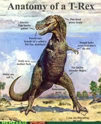 T Rex Bed Meme - t rex dump album on imgur
