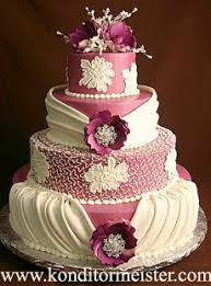 wedding cake styles wedding cake styles maroon flowers and drapery picture more