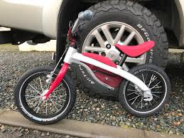 bmw bicycle bmw balance bike in dunoon argyll and bute gumtree