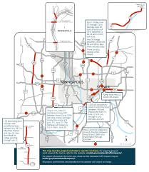Minneapolis Zip Code Map by Slow Ride I 35e Closures Top Twin Cities Weekend Driving Hassles