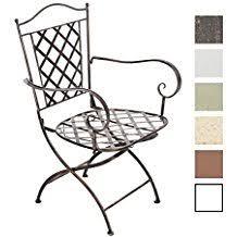 chaises en fer forgé amazon fr chaise fer forgé