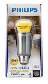 Kitchen Light Bulb by Philips Ambientled Tm 20w 3 5w Replacement Mr11 Flood Led
