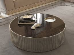 coffee tables simple sun wooden coffee table fratelli longhi
