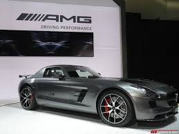 mercedes sls amg edition los angeles 2013 mercedes sls amg gt edition gtspirit