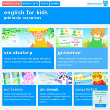 english for kids pearltrees