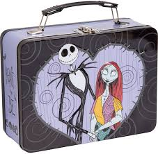 vandor nightmare before sally large tin tote