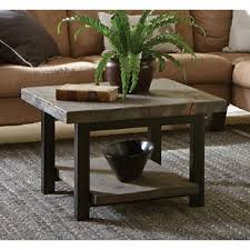Weathered Coffee Table Farmhouse Rustic Coffee Tables Birch