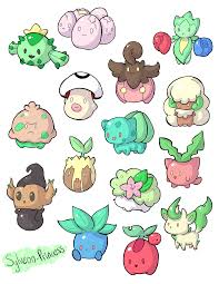 sylveon princess u201c cute grass types pokemon sticker sheet u201cmy